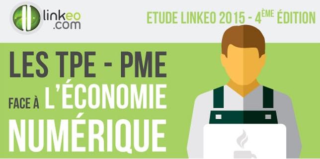 INFOGRAPHIE : Les TPE – PME face à l'économie numérique