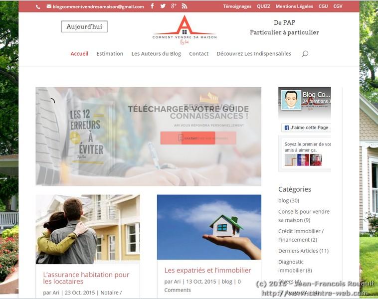 Blog Comment Vendre Sa Maison