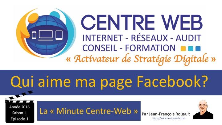 Comment savoir qui visite ma page Facebook ?